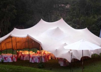 Bedouin Pink Stretch Tent