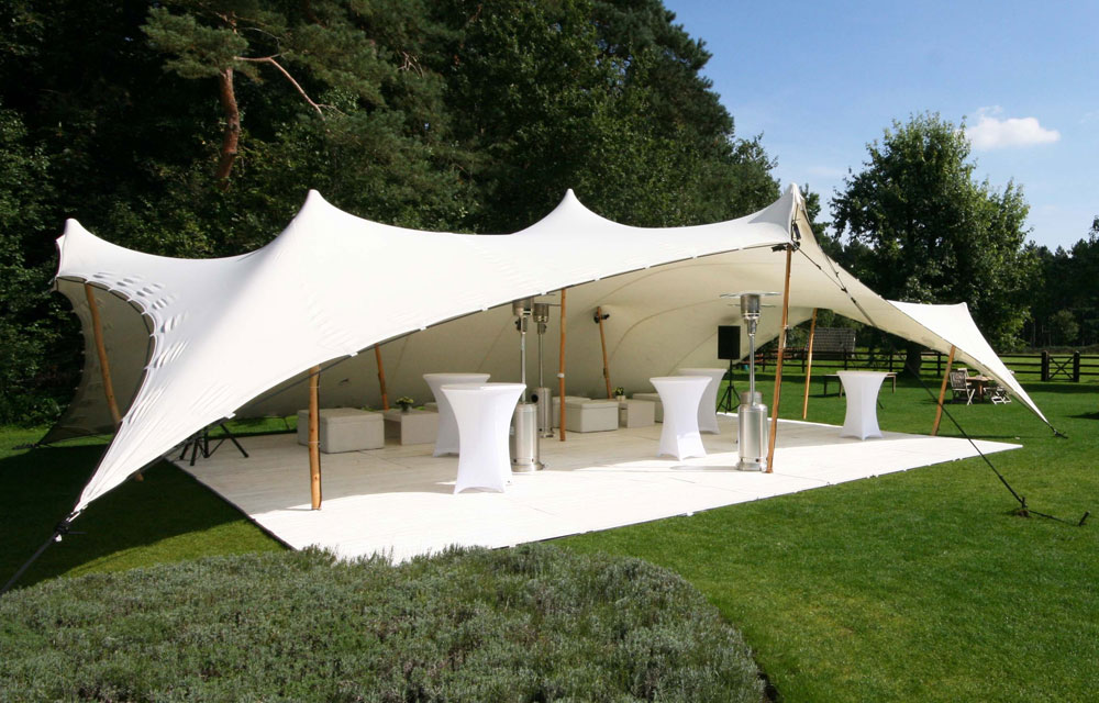 Tent manufacturers with over 18 years' excellence