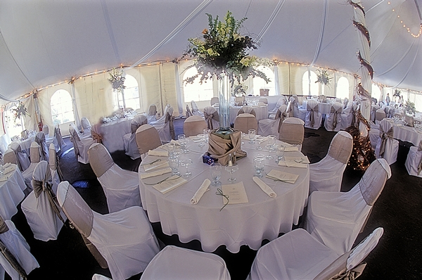 Alpine tents are ideal wedding tents. Sky Tents has a variety of alpine tents in stock.
