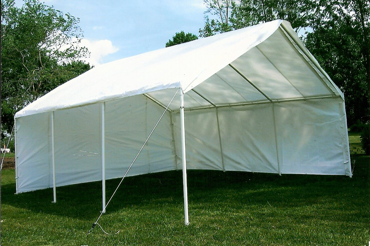 frame tent uses and ideas