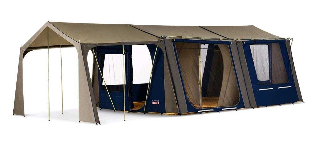 Canvas tents for sale. Purchase a durable tent from Sky Tents.