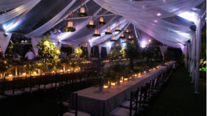Outdoor Party Event
