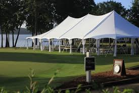 Wedding tents for sale South Africa. Peg and pole tents make an elegant venue.